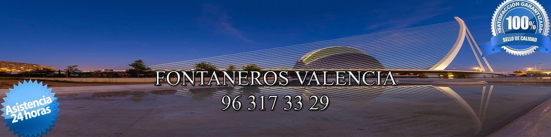 Fontaneros Valencia